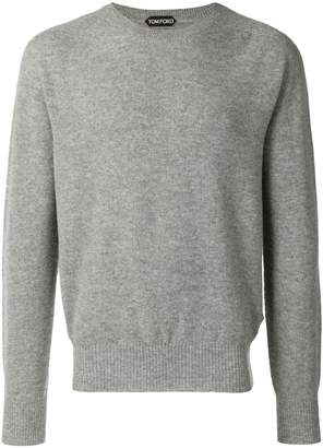 Tom Ford crew neck knitted sweater