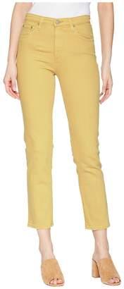 AG Adriano Goldschmied Isabelle in 1 Year Sulfur Golden Emmer Women's Jeans