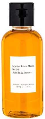 Maison Louis Marie No.04 Body Oil