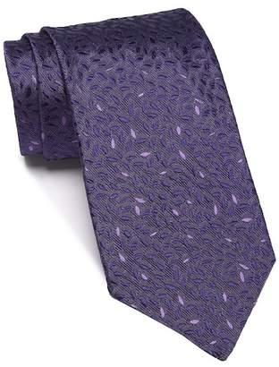 John Varvatos Silk Patterned Tie