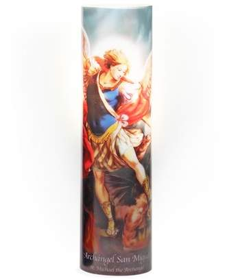 Inspirational Candles & Accessories LED Prayer Candle, St. Michael