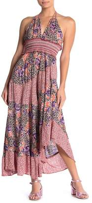 Free People Gabriela Halter Dress