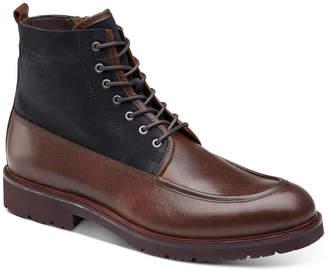 Johnston & Murphy Men Sanders Zip Ankle Boots Men Shoes