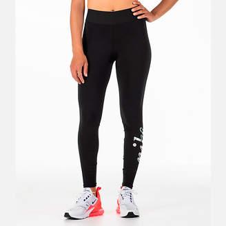 Nike Women's Sportswear Metallic Leggings