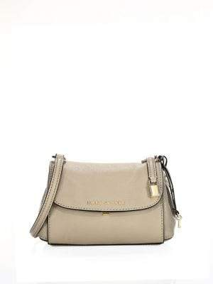 Marc Jacobs Mini Boho Grind Leather Shoulder Bag