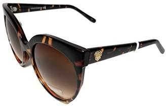 22a239b20a3 Vince Camuto Women s Vc797 Ts Iridium Cateye Sunglasses