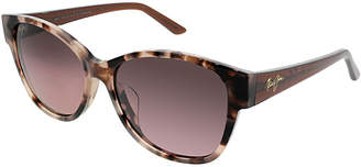 Maui Jim Women's Summer Time 54Mm Polarized Sunglasses