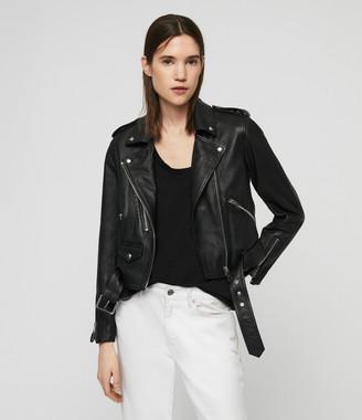 AllSaints Lexi Leather Biker Jacket