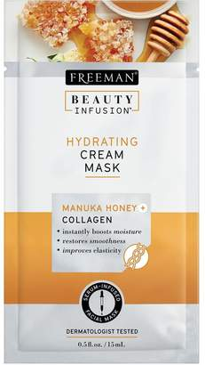 Freeman Hydrating Manuka Honey & Collagen Cream Mask Sachet