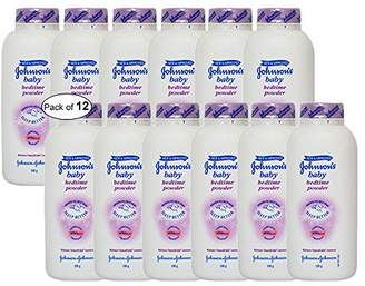 Johnson's Baby Johnson's Baby Bed Time Powder (100g) (Pack of 12)