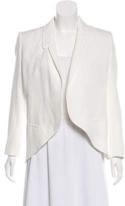 Chloé Structured Open Front Blazer