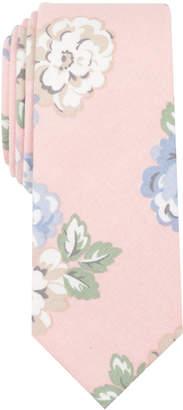 Bar III Men's Shiyama Floral Skinny Tie, Created for Macy's