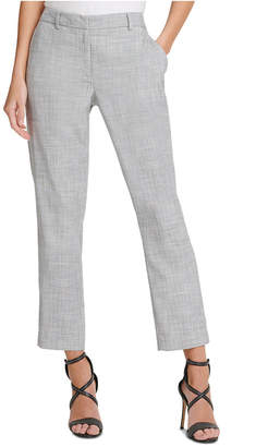 DKNY Marled Modern Pants
