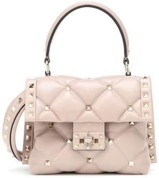 Valentino Candystud Mini leather shoulder bag