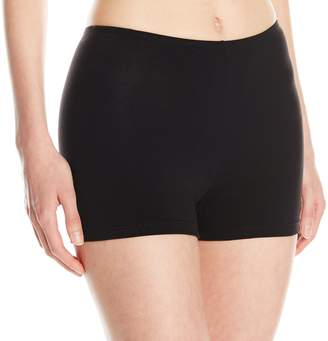 Elita Ladies Intimates Women's Essentials Stretch Cotton Boyleg Brief