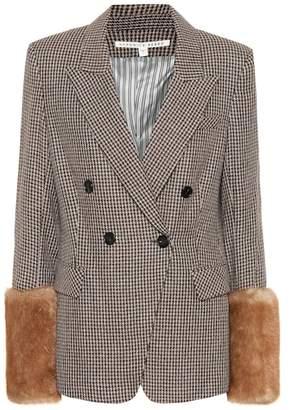 Veronica Beard Fahey Dickey alpaca-blend blazer