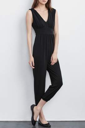 Velvet One Piece Jumpsuit