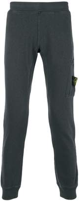 Stone Island fitted track pants