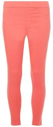Dorothy Perkins Womens Coral 'Eden' Super Soft Jeggings