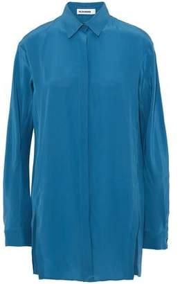 Jil Sander Washed-Silk Shirt