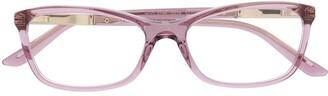 Versace Eyewear square frame glasses