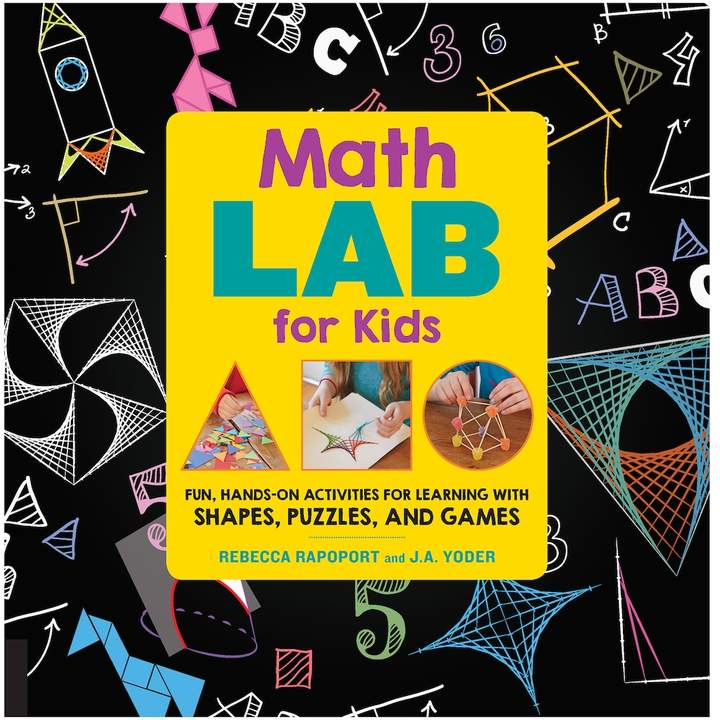 Quarto Publishing Math Lab for Kids