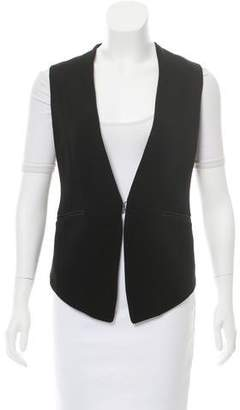 Rag & Bone Asymmetrical Cut-Out Vest