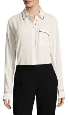 HUGO BOSS Benisa Long Sleeve Blouse