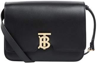 Burberry Leather Logo TB Bag