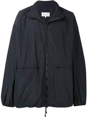 Maison Margiela oversized rain jacket