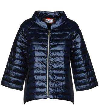 Bini Como Synthetic Down Jackets - Item 41797518DD