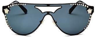 Versace Men's Pilot Sunglasses, 42mm