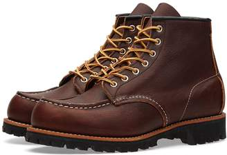 "Red Wing Shoes 8146 Heritage Work 6"" Moc Toe Boot"