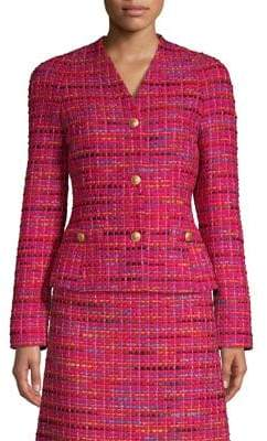 Escada Sport Multicolor Tweed Jacket
