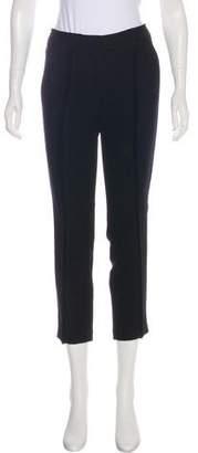 Amelia Toro Wool Straight-Leg Pants