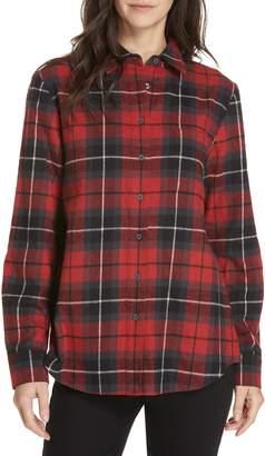 Jenni Kayne Plaid Shirt