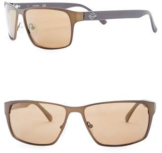 Harley-Davidson Men's Metal Sunglasses