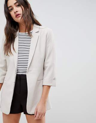 Only Madeline Anne 3/4 sleeve blazer