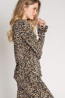 PJ Salvage Cheetah Pj Set