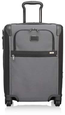 Tumi Alpha II Continental Expandable Four-Wheel Carry-On