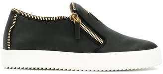 Giuseppe Zanotti Design Adam slip on sneaker