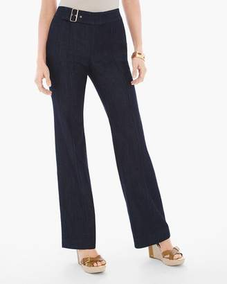 Platinum Belted Trousers