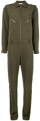 P.A.R.O.S.H. slim-fit zipped jumpsuit