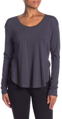 Zella Z By Crossover Long Sleeve Tee