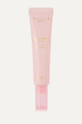 Wander Beauty - Glow Ahead Illuminating Face Oil, 25ml - Pink