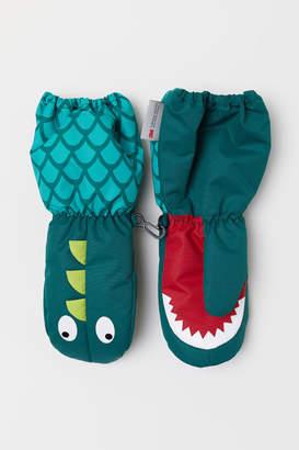 H&M Ski mittens