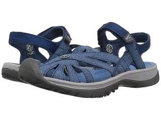 9d6db5955de3 Keen White Women s Sandals - ShopStyle