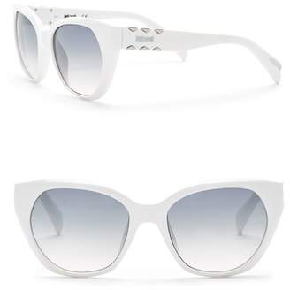 Just Cavalli Square 53mm Injected Sunglasses