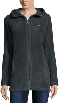 Columbia Three Lakes Long-Sleeve Fleece Jacket $49.99 thestylecure.com