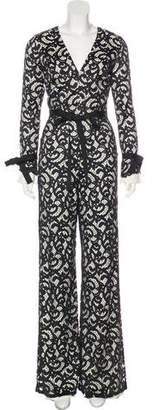 Alexis Haven Lace Jumpsuit w/ Tags